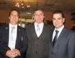 Con Juan N. de los Santos y Esteban Romera