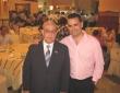 Con el maestro Manuel Rodríguez Ruiz