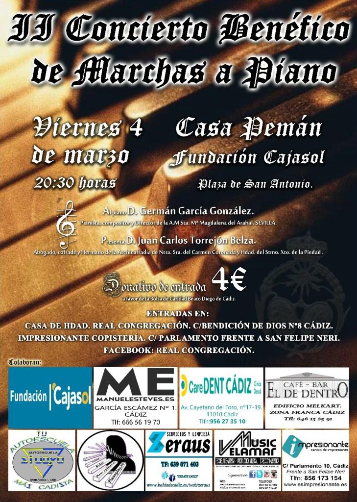 cartel concierto cádiz 2016