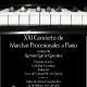 XXI Concierto de Marchas Procesionales a Piano