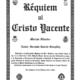 Veinte años de «Réquiem al Cristo Yacente»