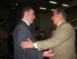 Con el Alcalde de Sevilla, D. Juan Ignacio Zoido