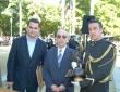 Con Manuel Rguez Ruiz y su hijo David