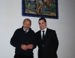 Con Antonio García Barbeito