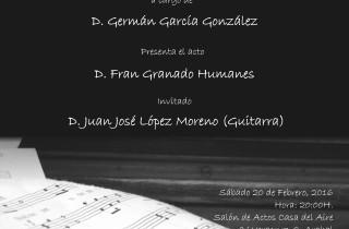 cartel concierto piano